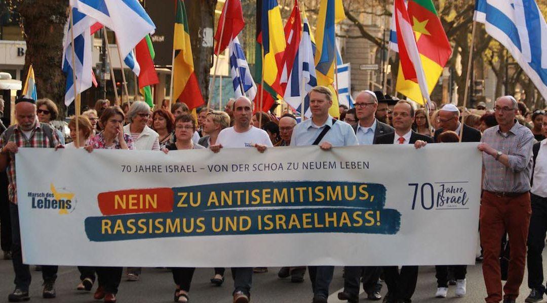 """Statement zu """"Finstere Freunde"""" von Ralf Balke, 11.02.2020, Hagalil"""