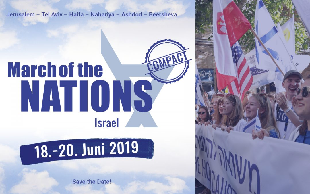 Israel: March of the Nations 2019 compact
