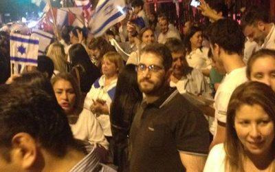 Aufstehen für Israel in Paraguay