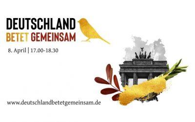 Deutschland betet gemeinsam