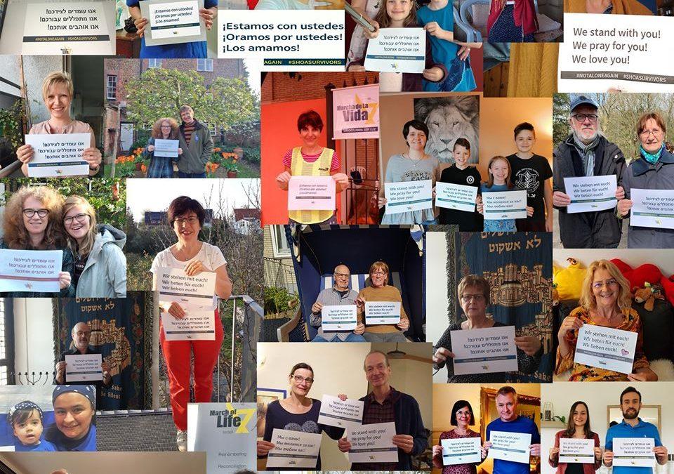 #NOTALONEAGAIN Kampagne