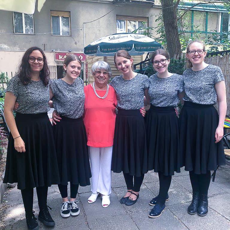 TSM Ungarn Holocaustüberlebende Marsch des Lebens