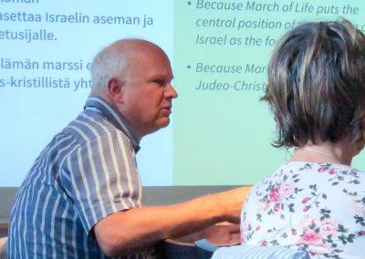 March of Life Helsinki Finland Jobst Bittner