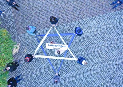 star of david cars march of life