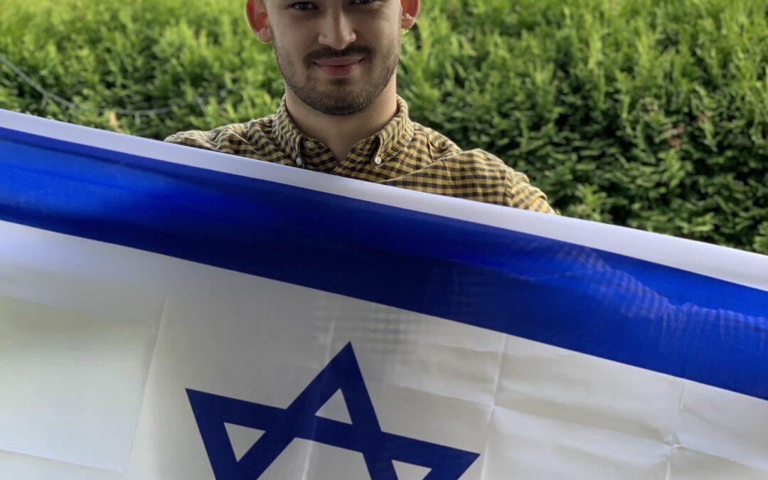 Weltweit zeigen Menschen Flagge für Israel!